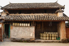 house land in Yunnan (Lincang)