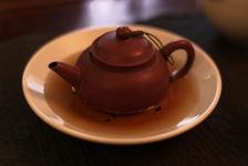 Teapot Yixing clay Wistaria Tea House