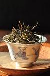 Tea leaves in a gaiwan Copyright Sébastien Vacuithé